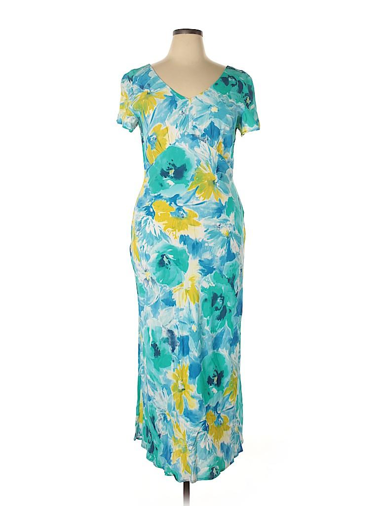 Casual Corner Women Casual Dress Size 16