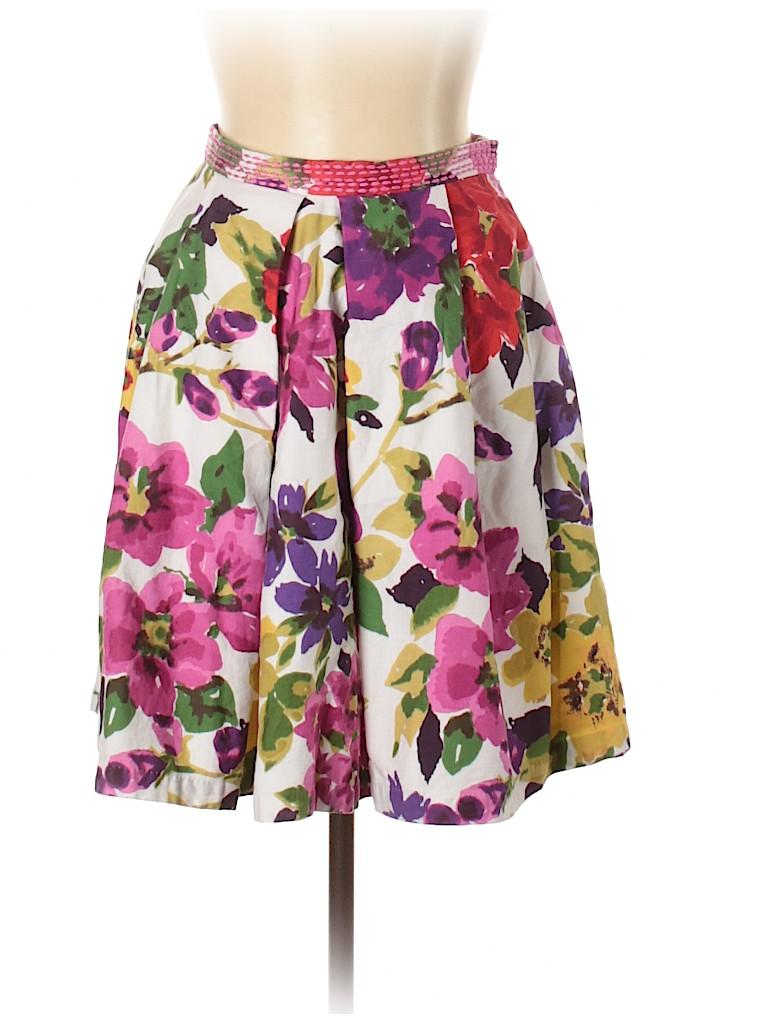 Baraschi Women Casual Skirt Size 8