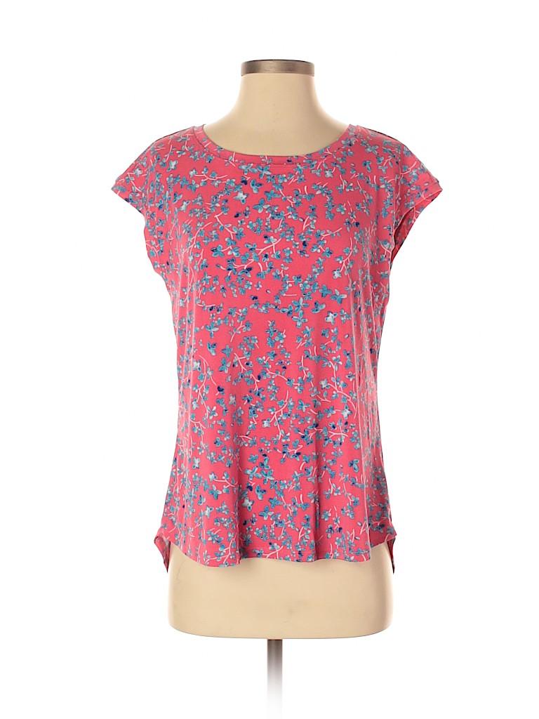 Elle Women Short Sleeve Top Size S