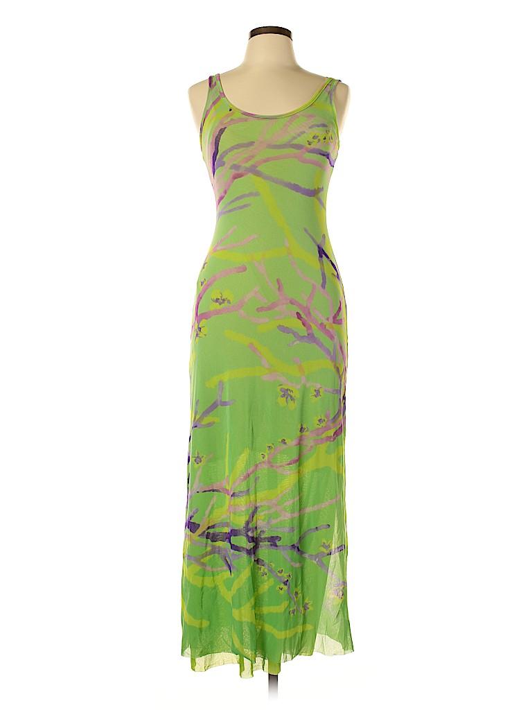 FUZZI Women Casual Dress Size L