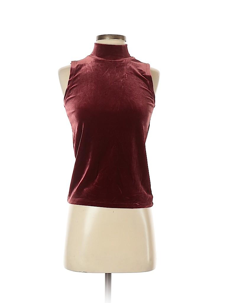 J. Crew Women Sleeveless Blouse Size XXS