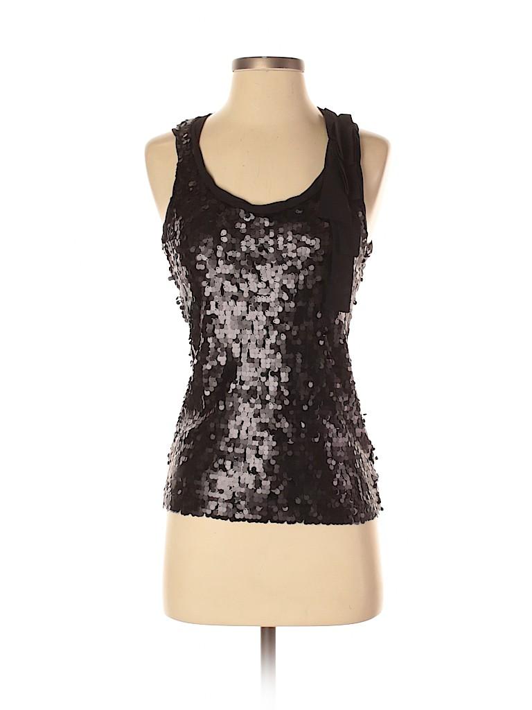New York & Company Women Sleeveless Top Size XS