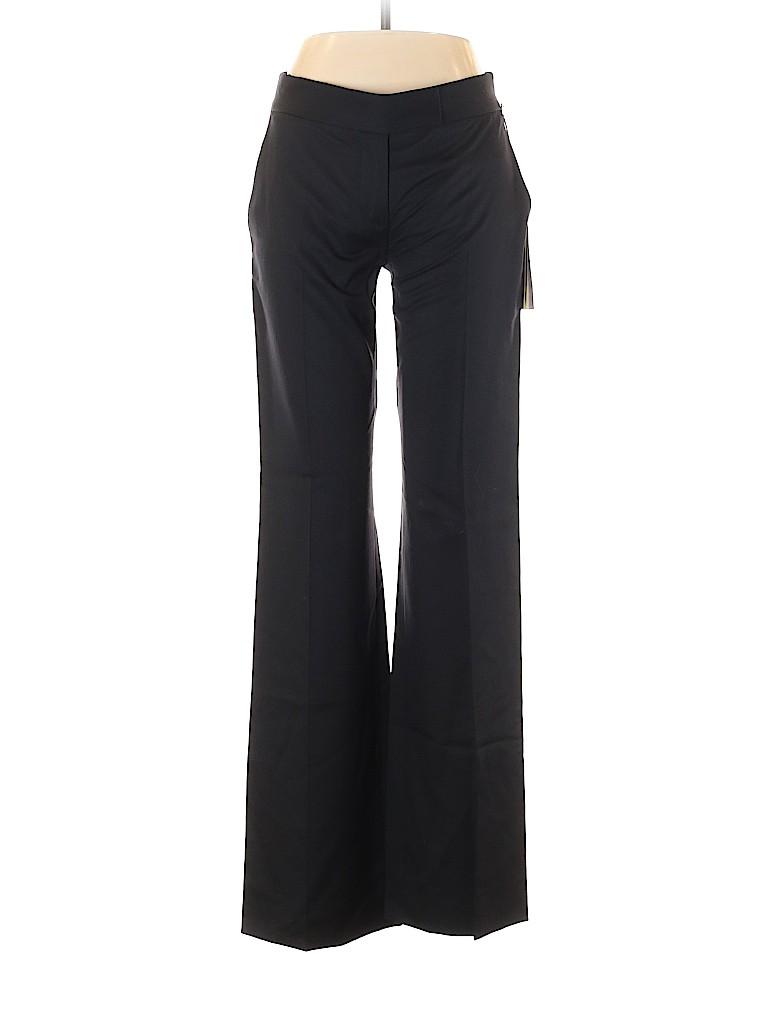 Stella McCartney Women Wool Pants Size 36 (EU)