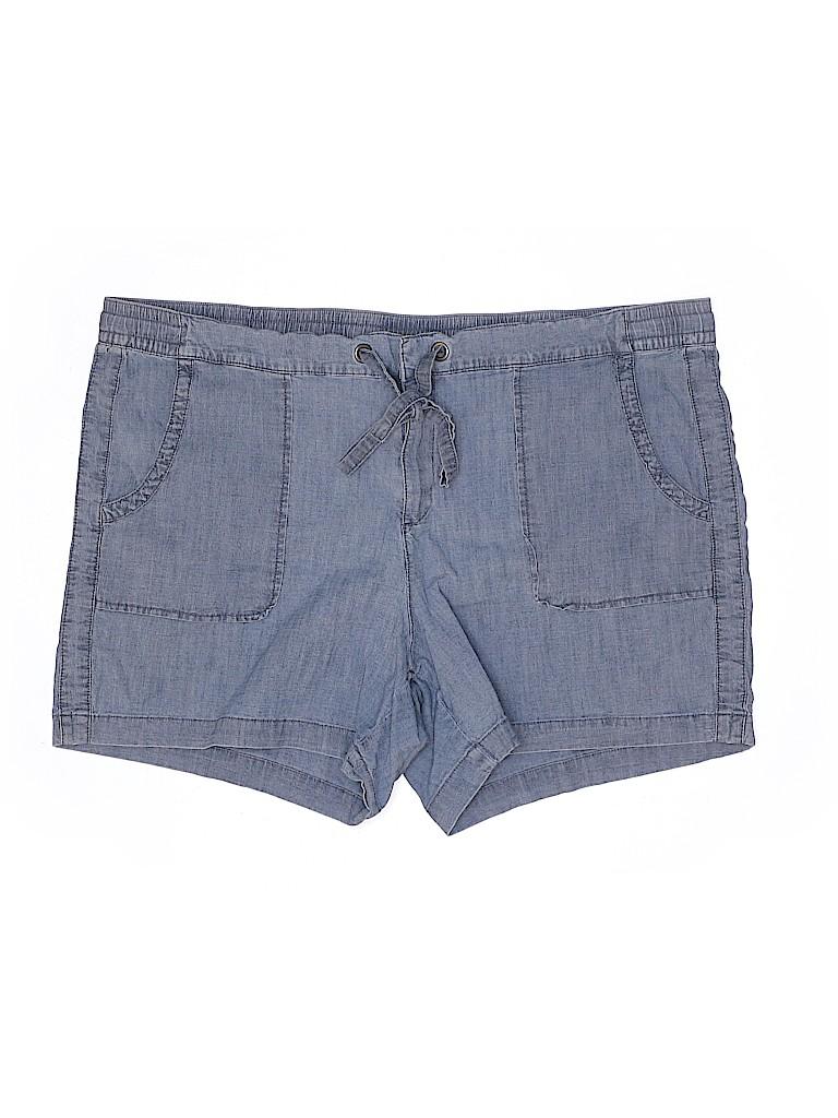 Boutique + Women Shorts Size 18 (Plus)