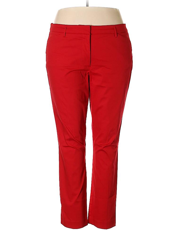 Worthington Plus Women Dress Pants Size 20 (Plus)