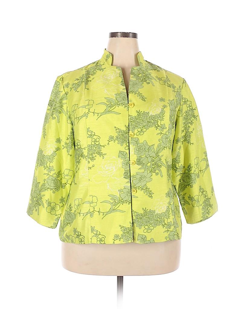 Assorted Brands Women Cardigan Size 20 (Plus)