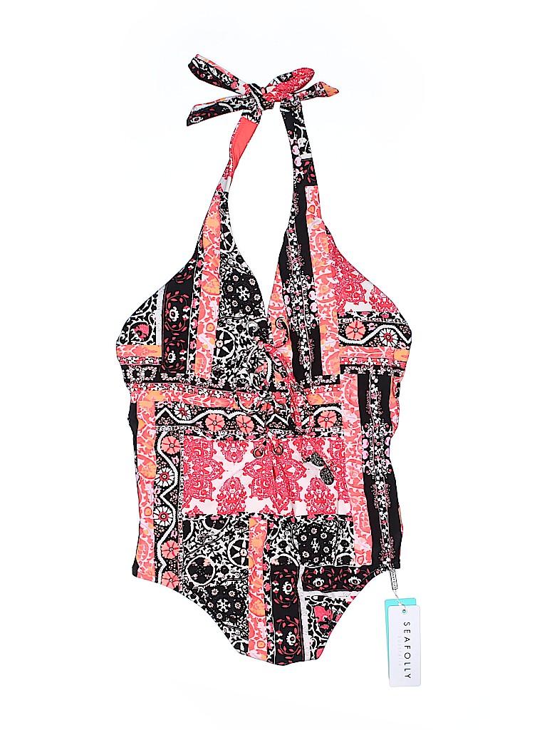 Seafolly Women One Piece Swimsuit Size 12