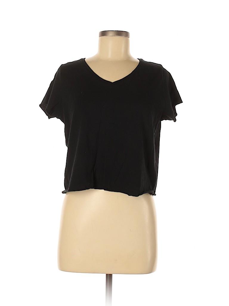 Wild Fable Women Short Sleeve T-Shirt Size XS