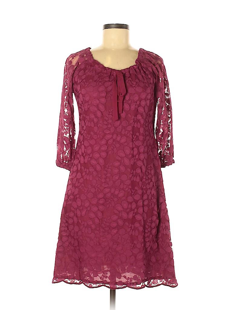 Garnet Hill Women Casual Dress Size 6