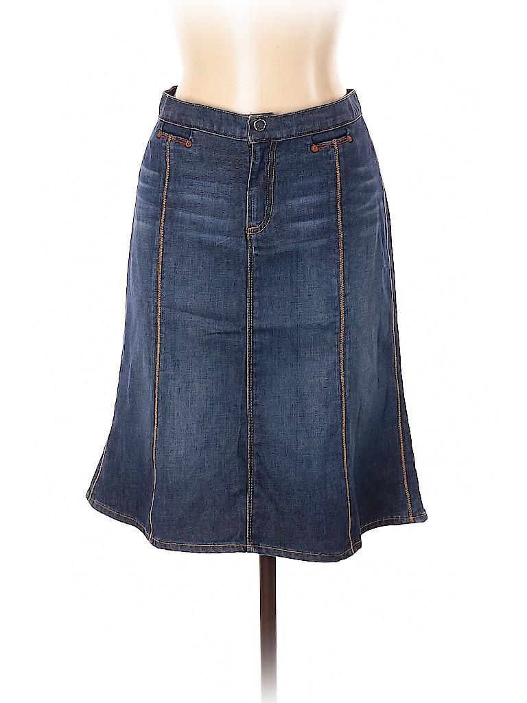 Adriano Goldschmied Women Denim Skirt 31 Waist