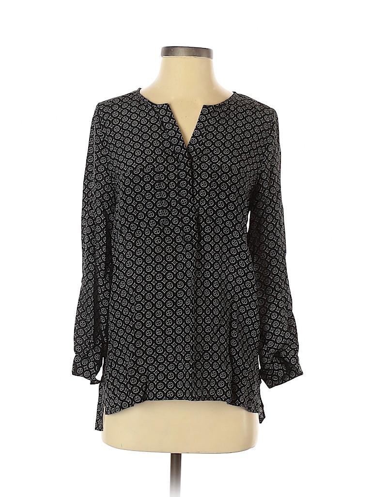 Joie Women Long Sleeve Button-Down Shirt Size XS