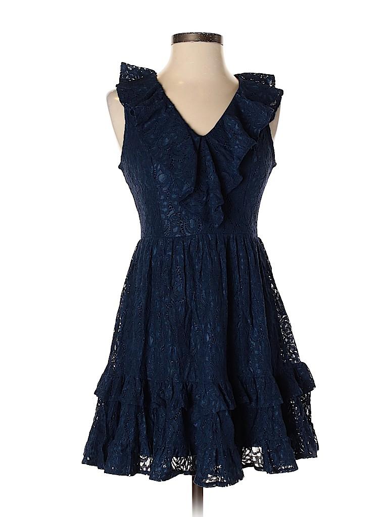 Francesca's Women Casual Dress Size XS