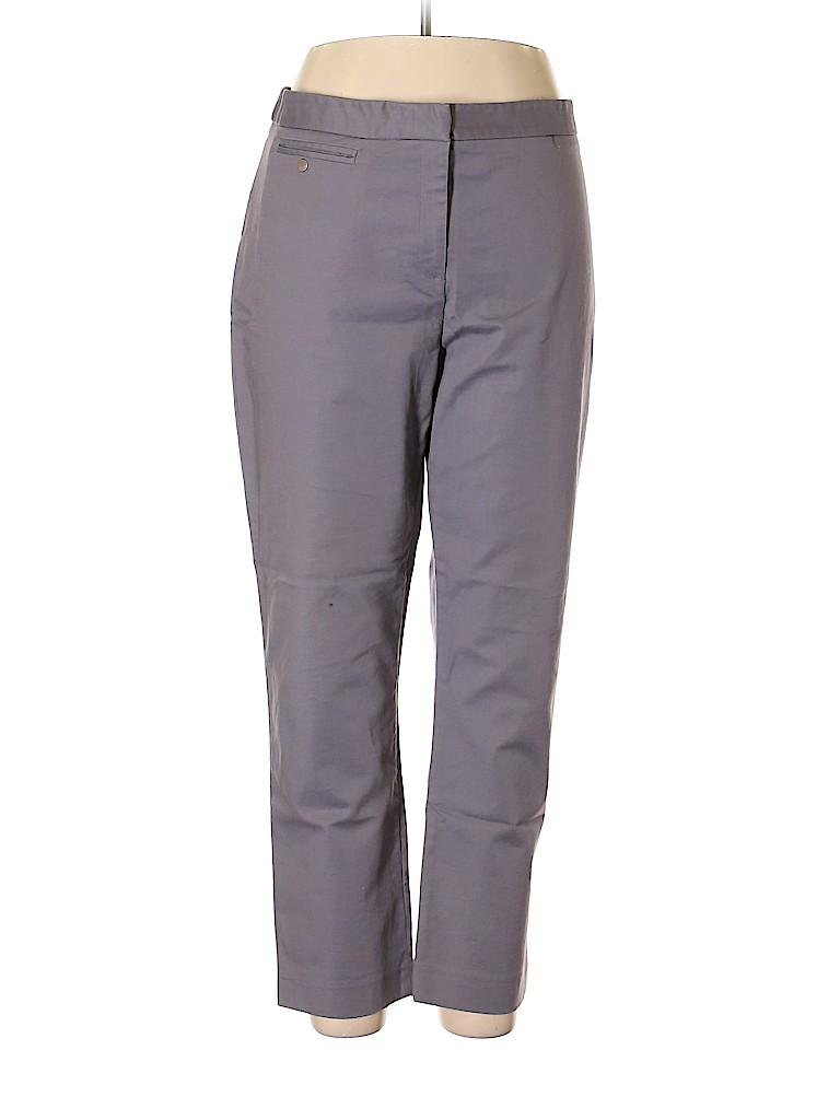 Ellen Tracy Women Khakis Size 16