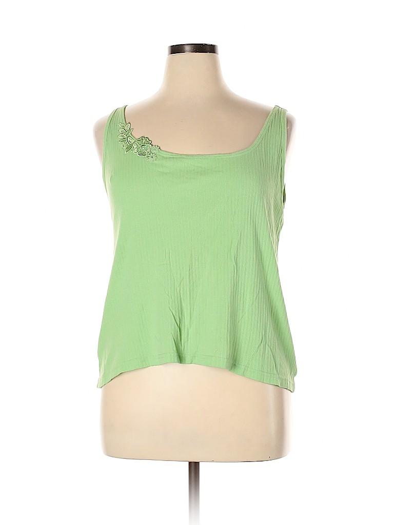 Assorted Brands Women Sleeveless Top Size 14 - 16