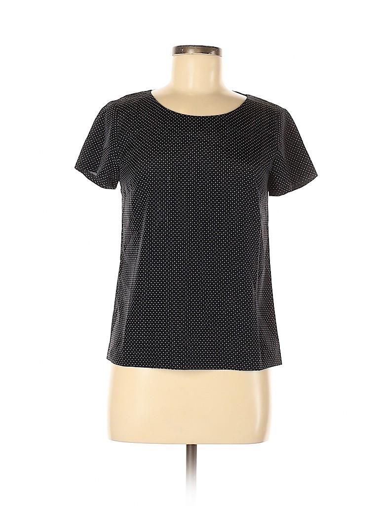 J. Crew Women Short Sleeve Blouse Size XXS