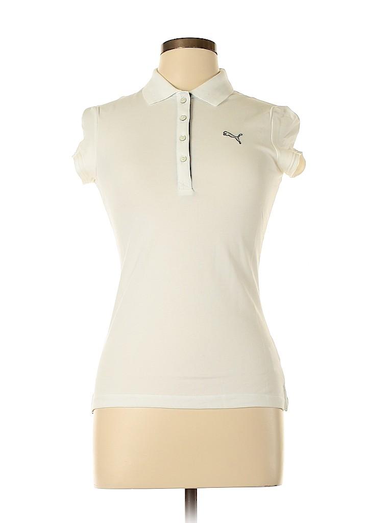 Puma Women Short Sleeve Polo Size XS