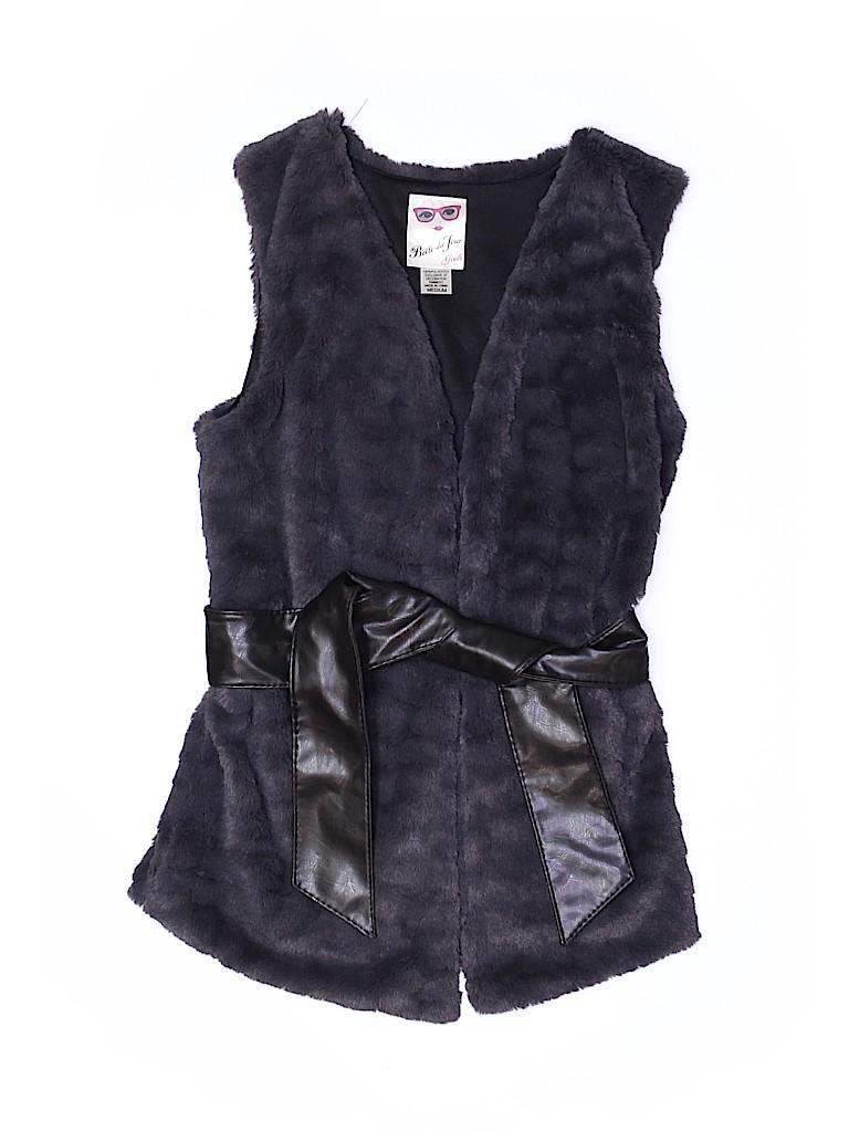 Belle Du Jour Girls Cardigan Size M (Youth)