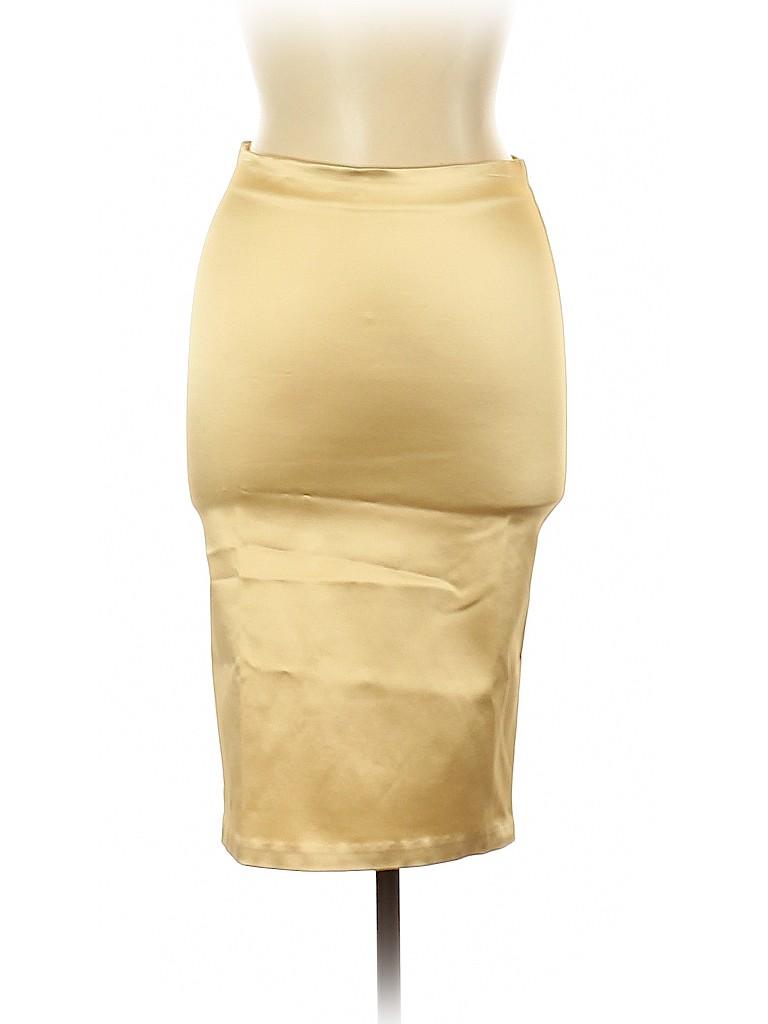 Maria Bianca Nero Women Casual Skirt Size M