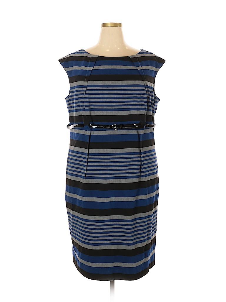 Calvin Klein Women Cocktail Dress Size 20 (Plus)