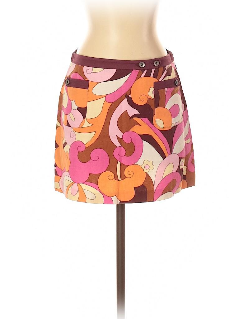D&G Dolce & Gabbana Women Casual Skirt Size 38 (IT)
