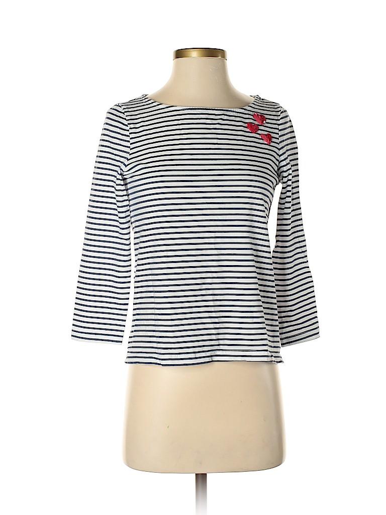 Draper James Women 3/4 Sleeve T-Shirt Size XS