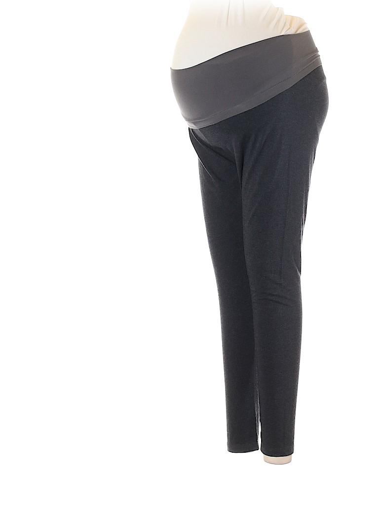 A Pea in the Pod Women Leggings Size M (Maternity)