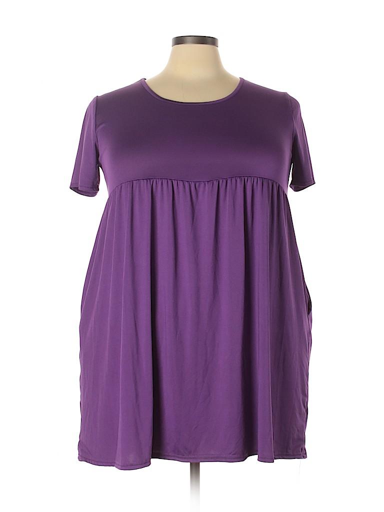 Unbranded Women Casual Dress Size 3X (Plus)