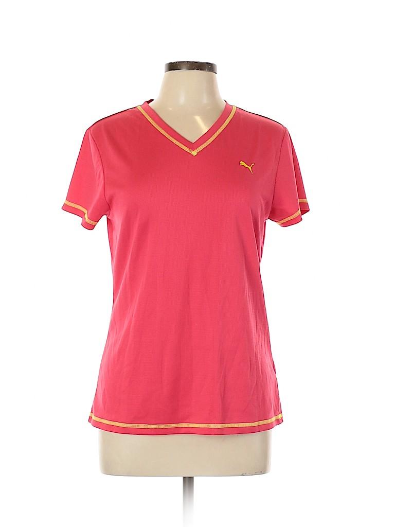 Puma Women Active T-Shirt Size L