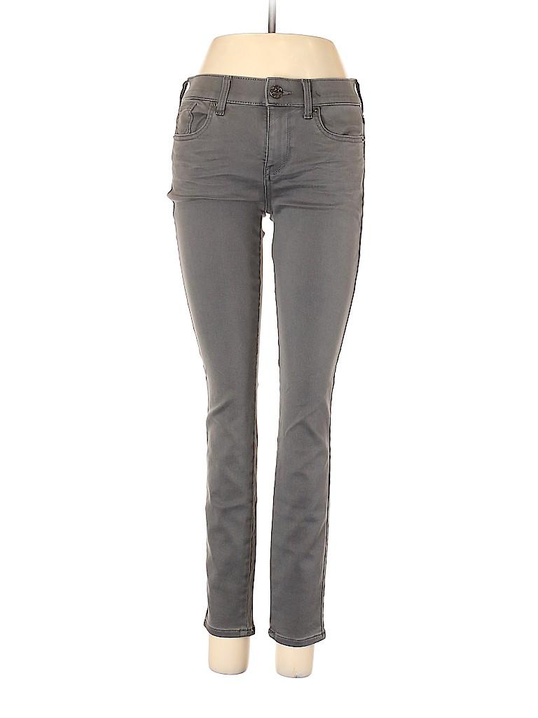 Express Jeans Women Jeggings Size 0 Short