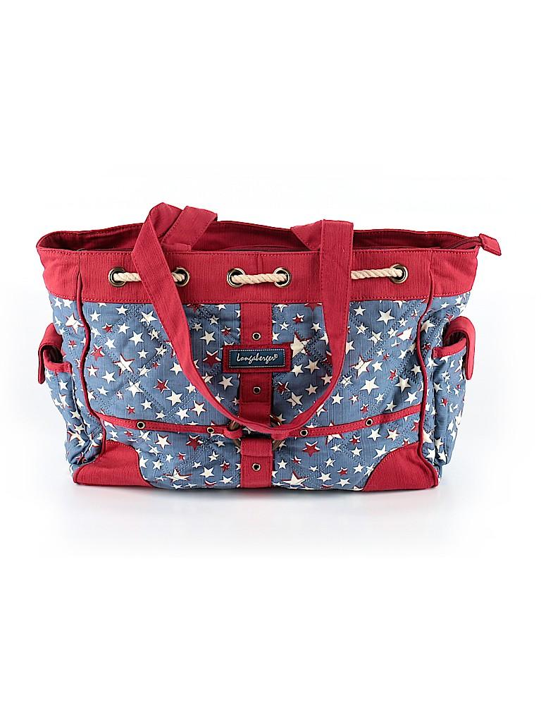 Longaberger Women Diaper Bag One Size