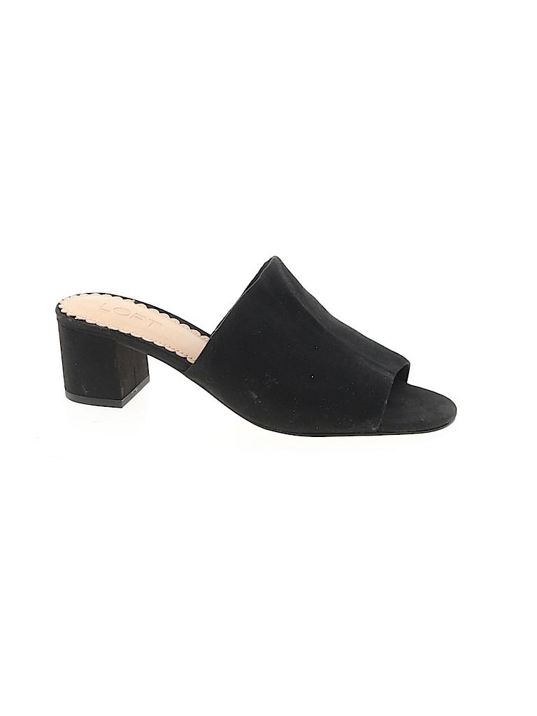 Ann Taylor LOFT Women Mule/Clog Size 6 1/2