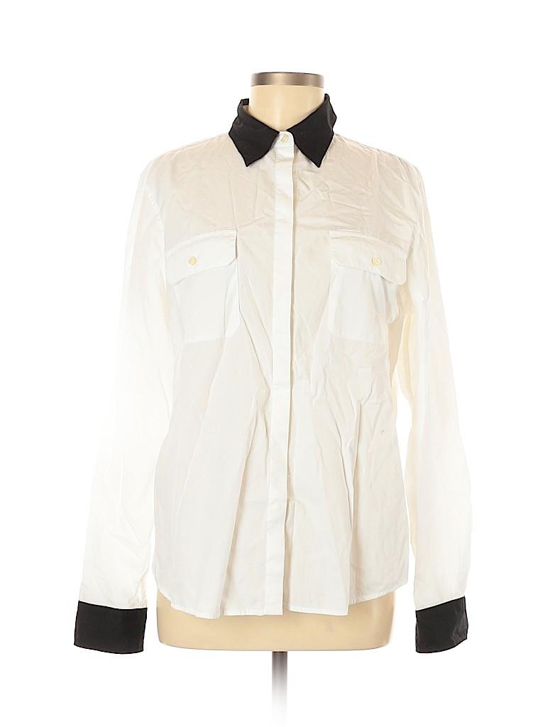 Lauren by Ralph Lauren Women Long Sleeve Blouse Size XL