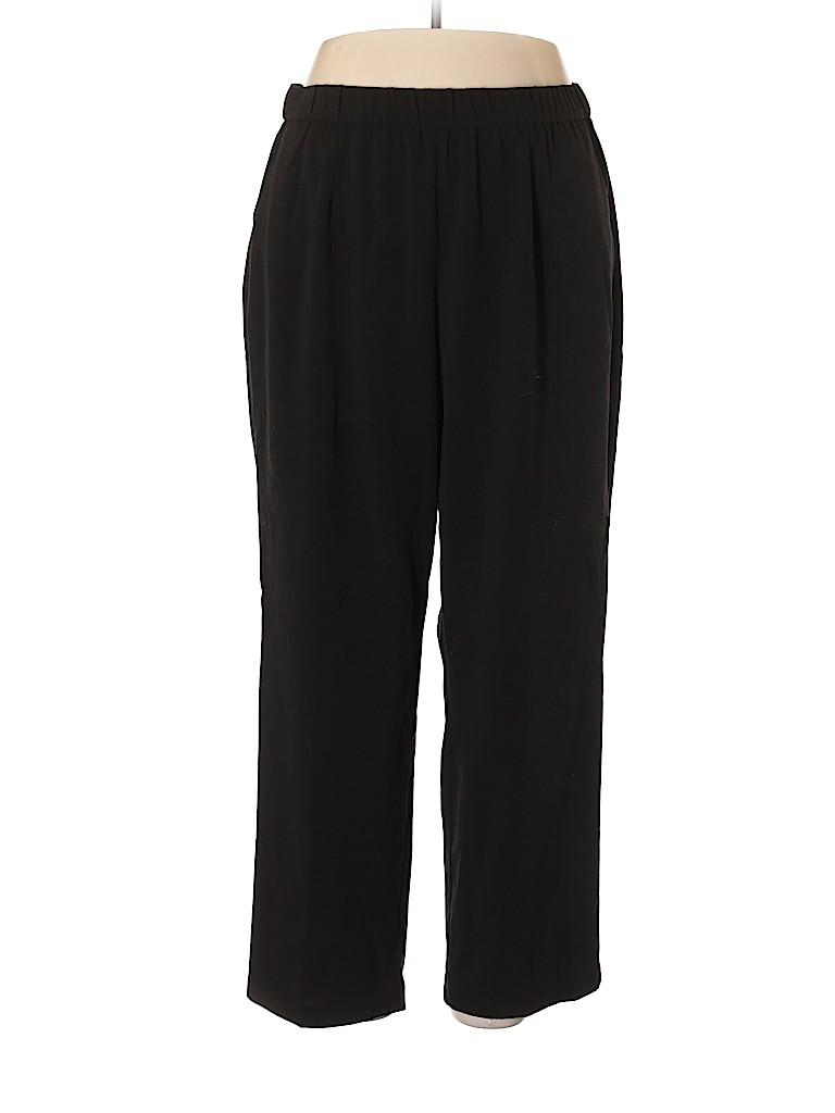 Croft & Barrow Women Casual Pants Size 20 (Plus)