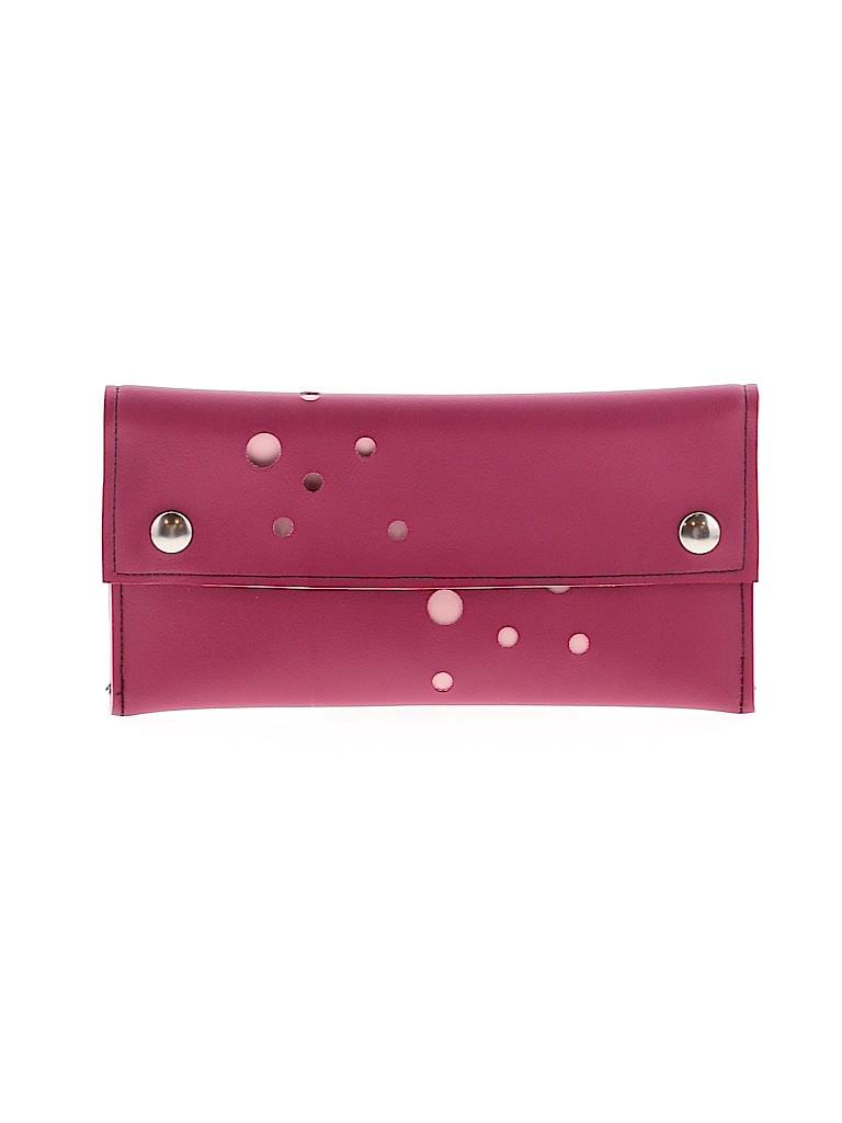 Holly Aiken Women Leather Clutch One Size