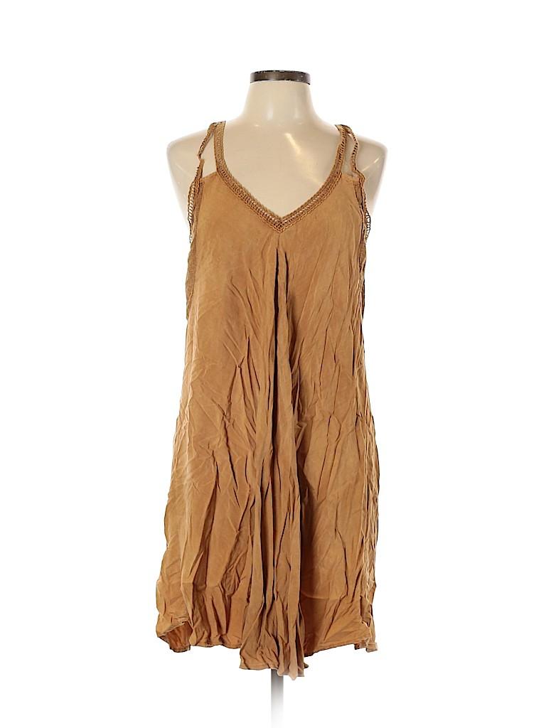 Hem & Thread Women Casual Dress Size L