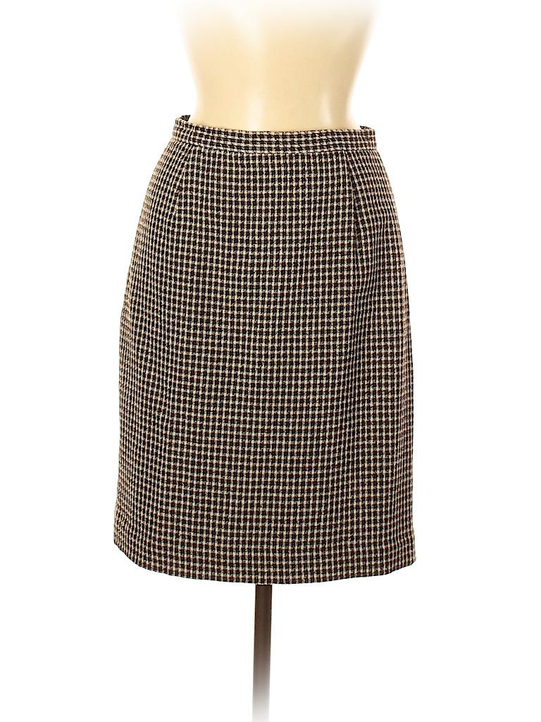 Ann Taylor Women Wool Skirt Size 6