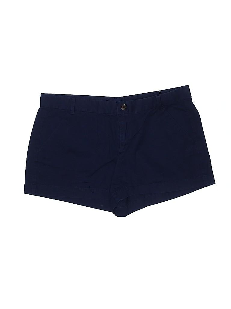 Gap Women Khaki Shorts Size 14