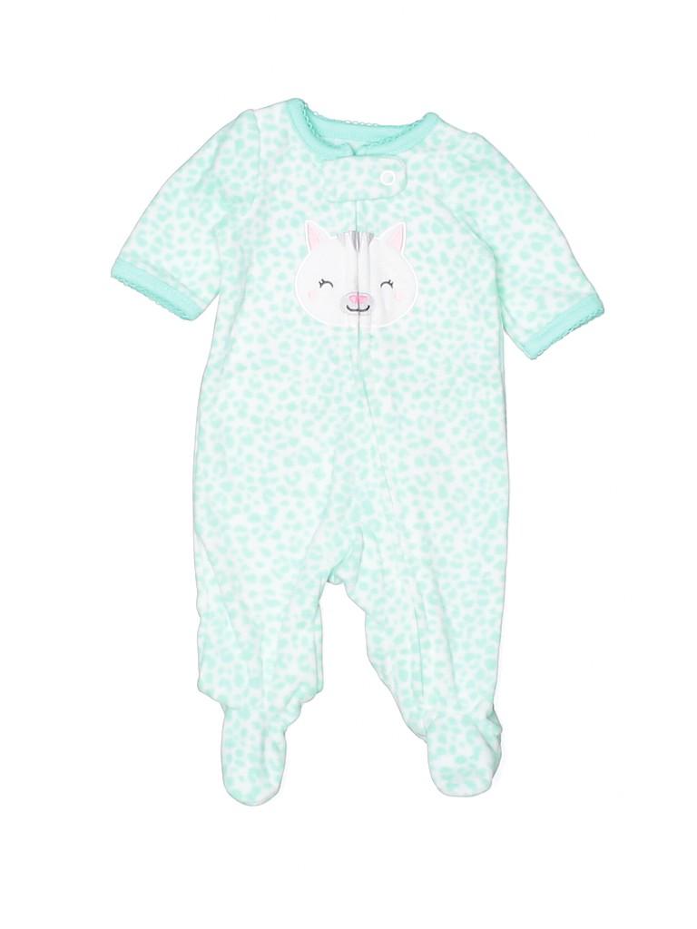 Simple Joys by Carter's Girls Long Sleeve Outfit Preemie