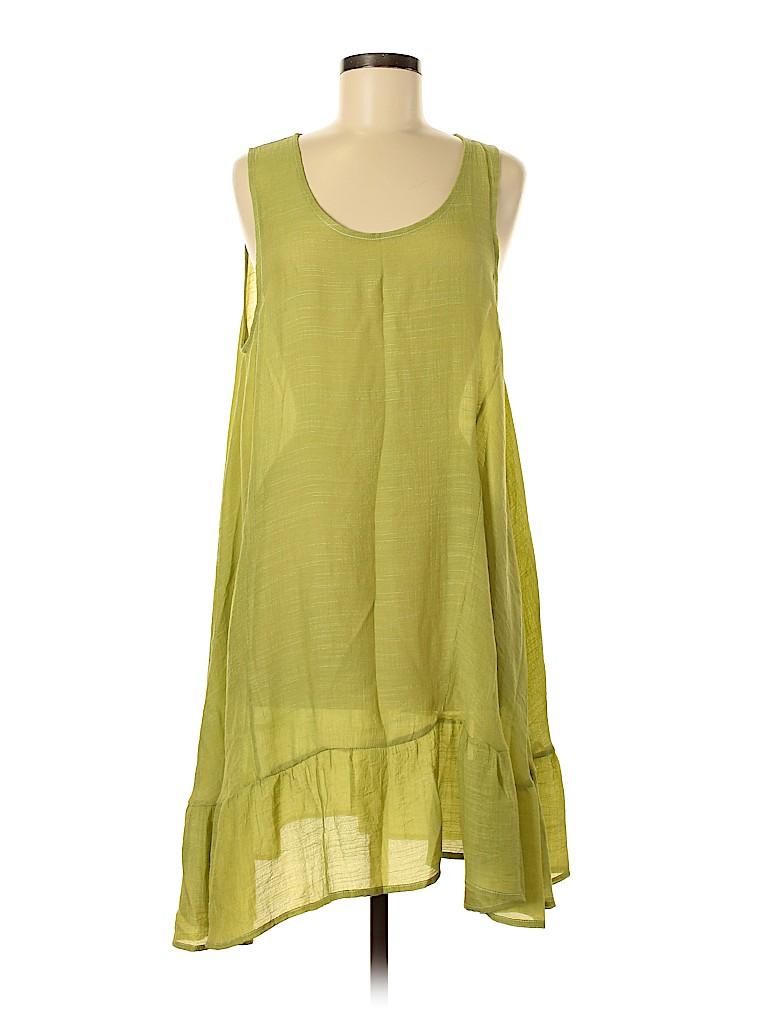 Coco + Carmen Women Casual Dress Size L