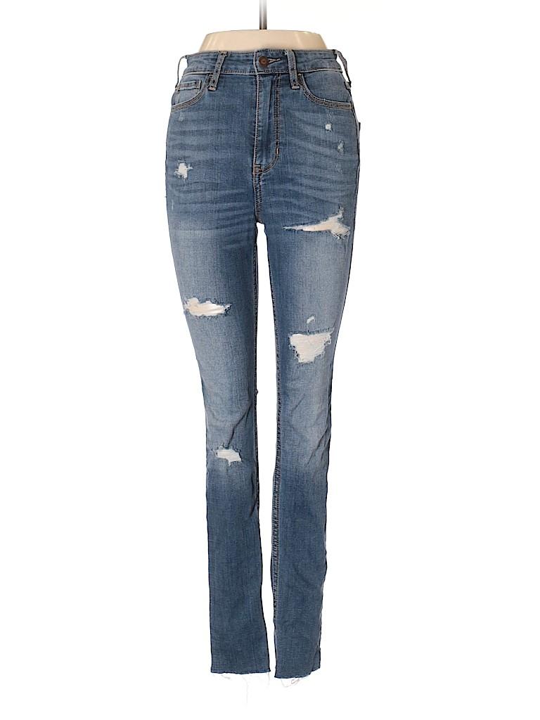 Hollister Women Jeans Size 0