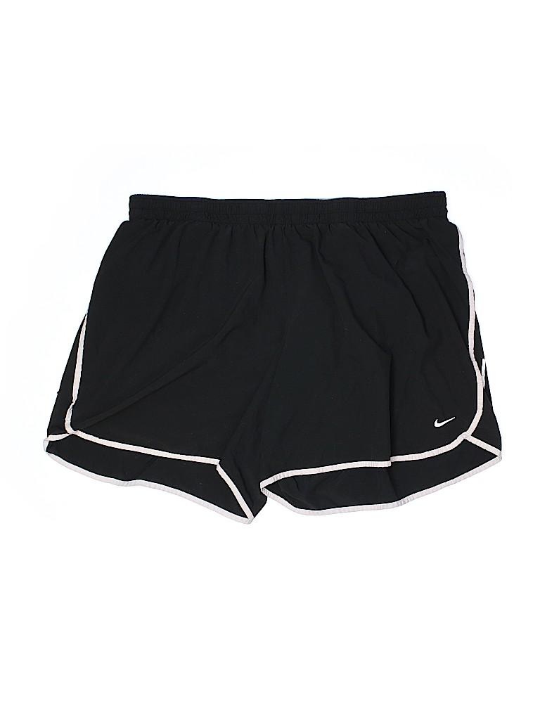 Nike Women Athletic Shorts Size 2X (Plus)