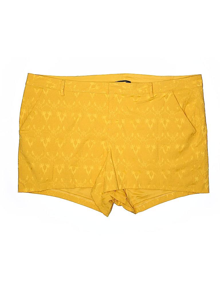 Torrid Women Dressy Shorts Size 28 (Plus)