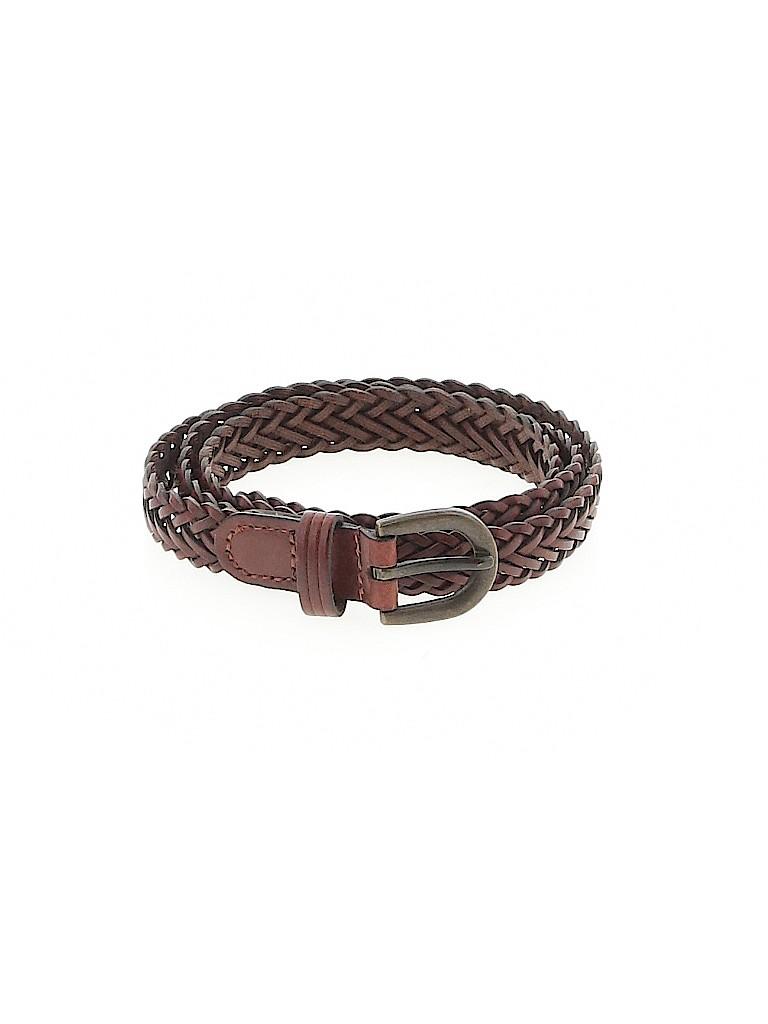 Unbranded Women Leather Belt Size L