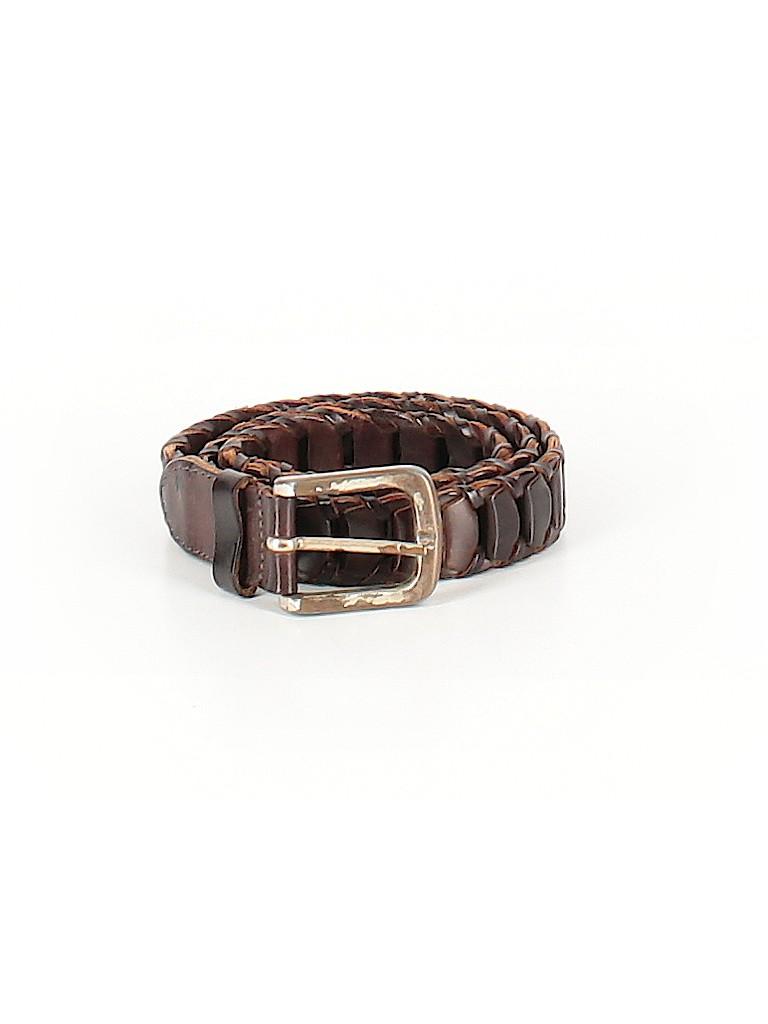 Unbranded Women Leather Belt 30 Waist