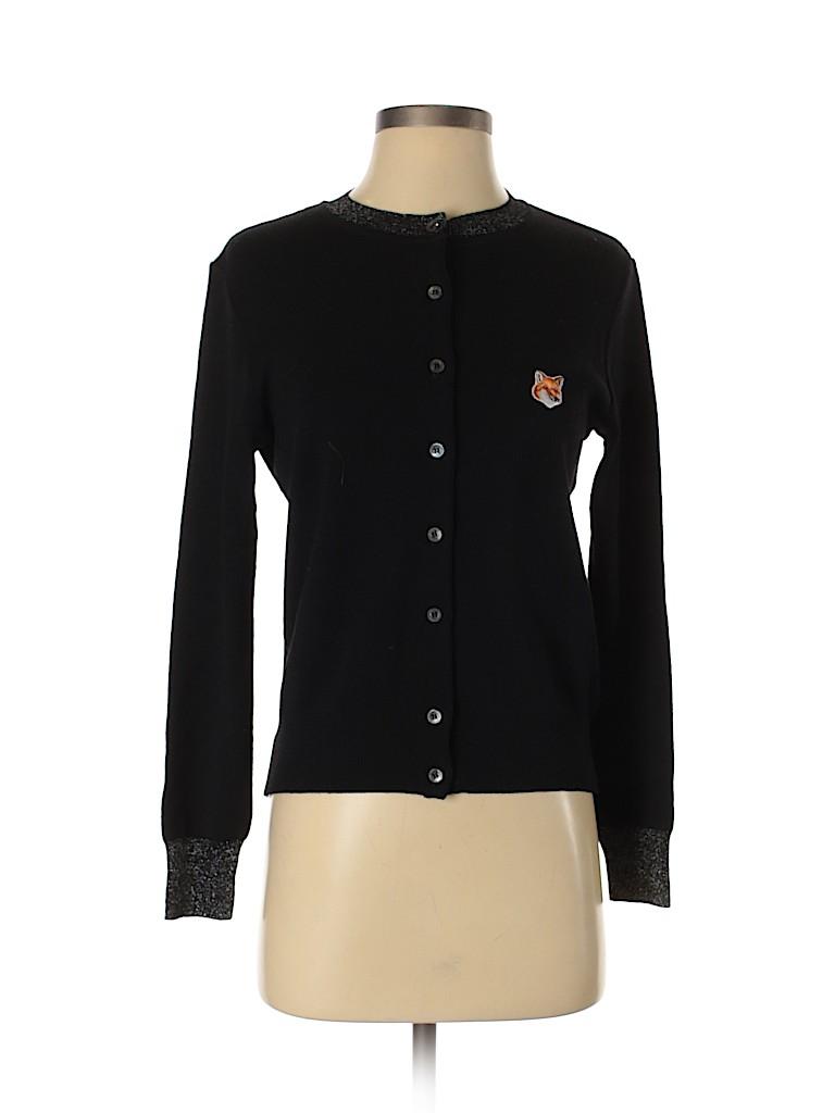Maison Kitsuné Women Cardigan Size S
