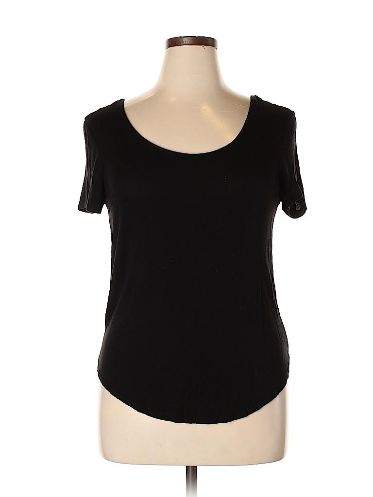 No Boundaries Women Short Sleeve T-Shirt Size 15 - 17