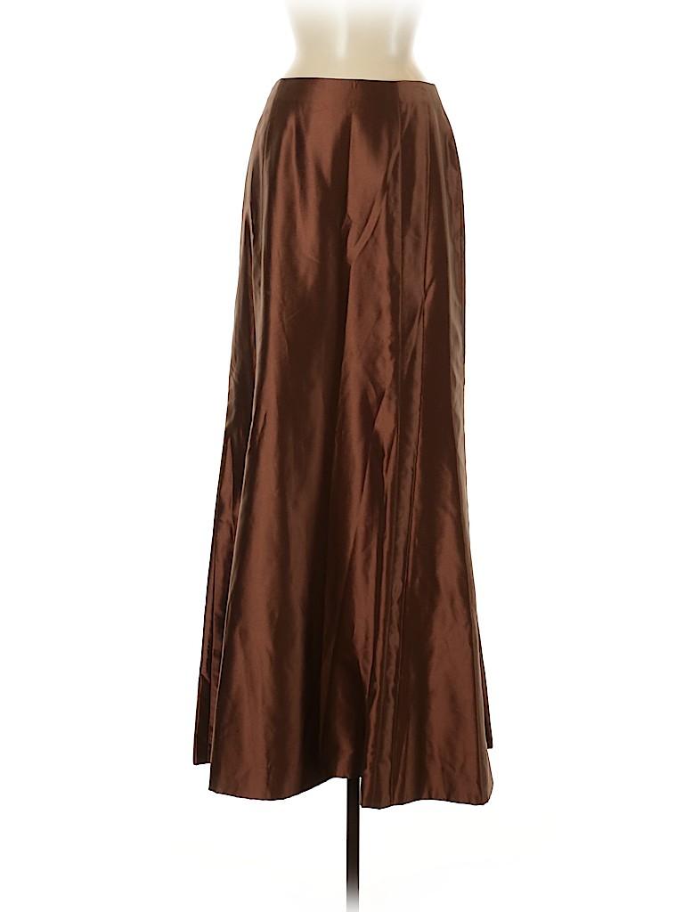 Carmen Marc Valvo Collection Women Formal Skirt Size 8