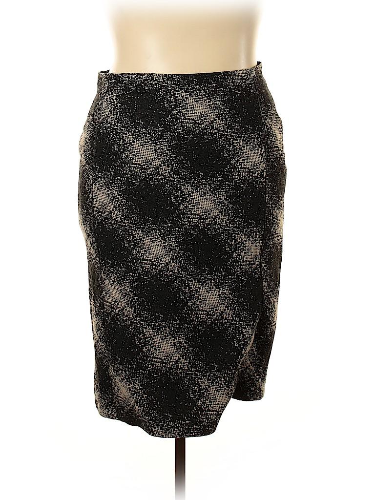 Lafayette 148 New York Women Casual Skirt Size 18 (Plus)
