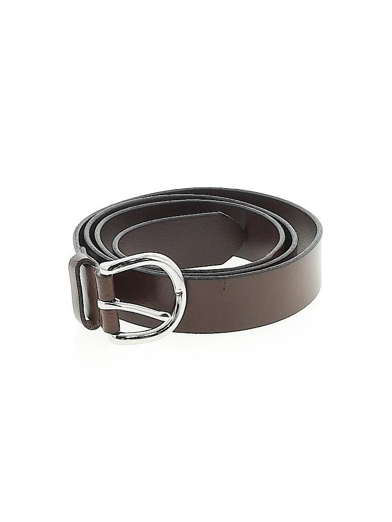 Gap Outlet Women Leather Belt Size XL