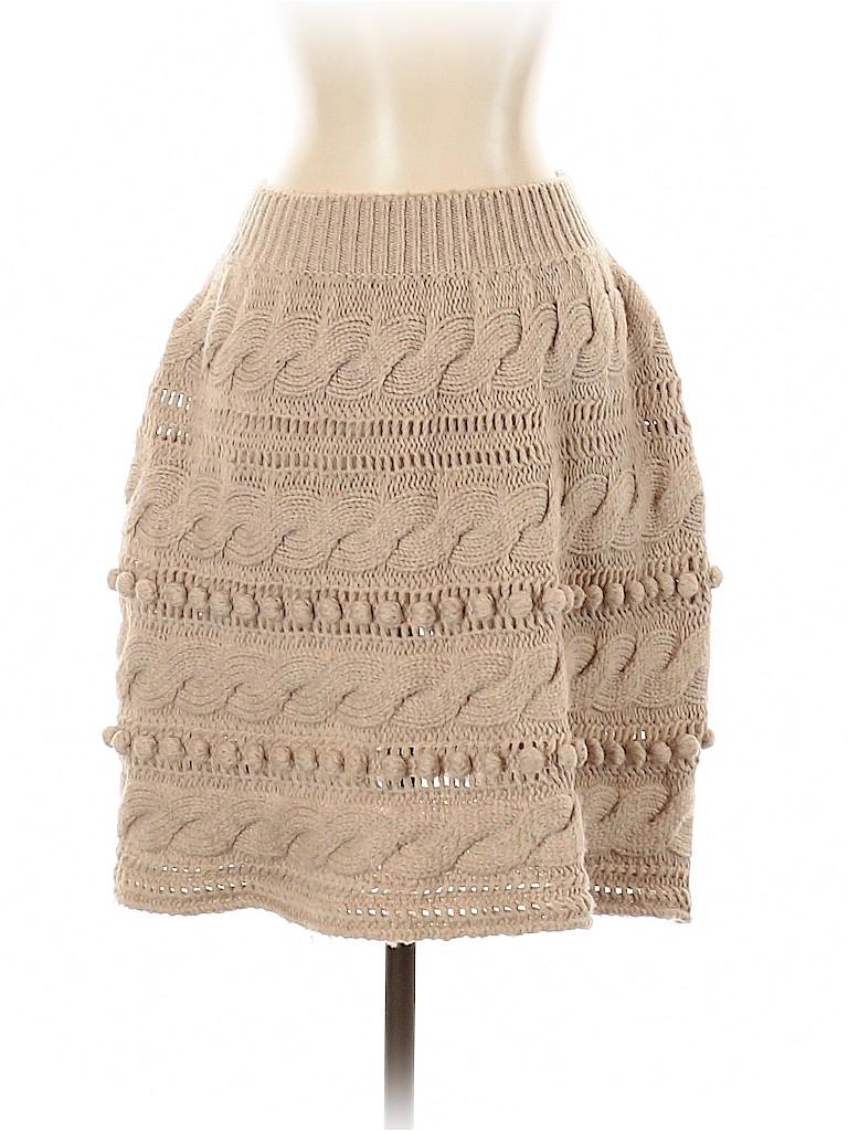 Opening Ceremony Women Wool Skirt Size XS